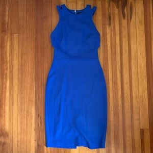 French Connection Cut Out Sheath Dress, Size 0